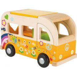 Le camping car hippie