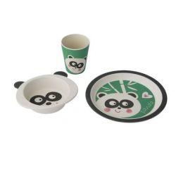 Set repas enfant 3 pièces Panda