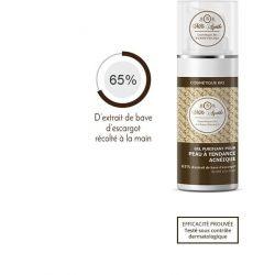 Gel purifiant pour peau à tendance acnéique