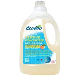 Lessive liquide ultra concentrée pêche 1,5L ECODOO
