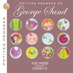 Petites pensées de Georges Sand