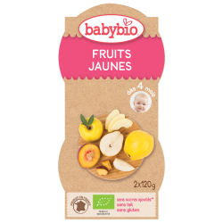 fruits jaunes