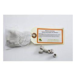 Perles de céramique pour conservation des aliments