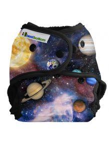 Couche lavable multi tailles BestBottom -Planètes
