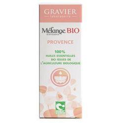 PROVENCE mélange d'huiles essentielles bio pour diffuseur