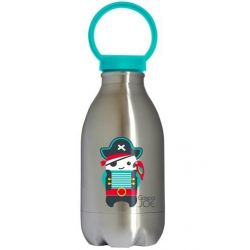 Gourde inox Loopy 450 ml PIRATE