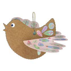 Kit Oiseaux poétiques en carton