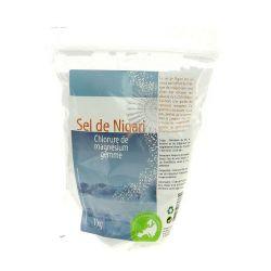 Sel de Nigari chlorure de magnésium gemme 1kg