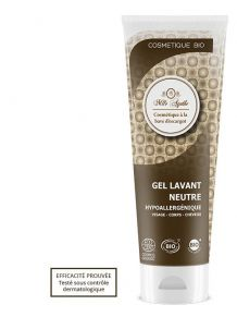 Gel lavant neutre hypoallergénique à la bave d'escargot 200ml