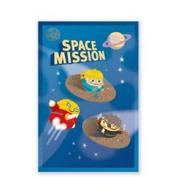 Mes cartes Space Mission