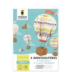 Kit de Montgolfières