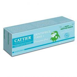 Dentifrice Menthe douce Cattier 7 ans et + 50ml