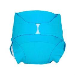 Couche lavable Bleu Glacier