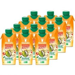 Matahi Boost - Baobab Guarana Gingembre 33cl