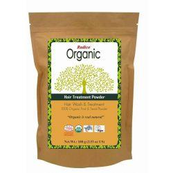 Poudre d'Herbes Bio, traitement capillaire - 100g
