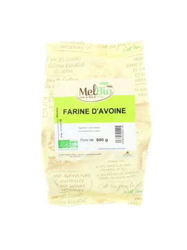 Farine d'Avoine - 500g