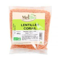 Lentilles corail - 500g