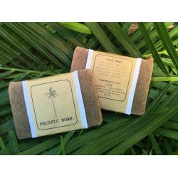 Savon bio tonique CHAUD CACAO Pacific Soap
