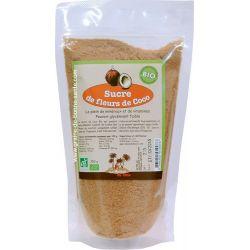 Sucre de fleurs de Coco bio - 250 g