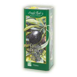 Huile d'Olive Vierge Extra Fruitée Bio 5L