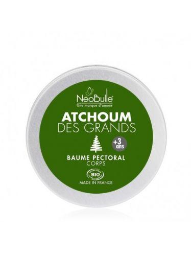 ATCHOUM,huile de soin bio