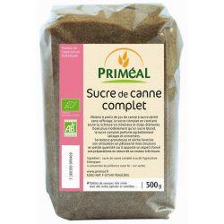 Sucre de Canne Complet 500g - Priméal