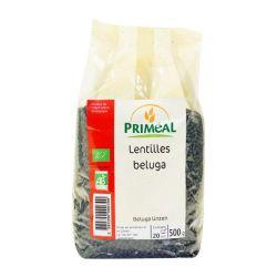 Lentilles Beluga BIO 500g - Priméal
