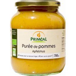 Purée de pommes 700g - Priméal