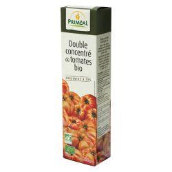 Double concentré de tomates 200g - Priméal