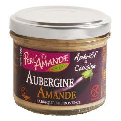 Apéritif & Cuisine Aubergine Amande 90g - Perlamande