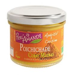 Apéritif & Cuisine Poichichade Sésame - Pot de 100g - Perlamande