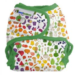 Couche lavable multi taille BestBottom - Fruits