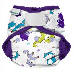 Couche lavable BestBottom diaper Foxy Frolic