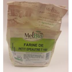 Farine intégrale de petit épeautre T150 bio Melbio-2,5kg