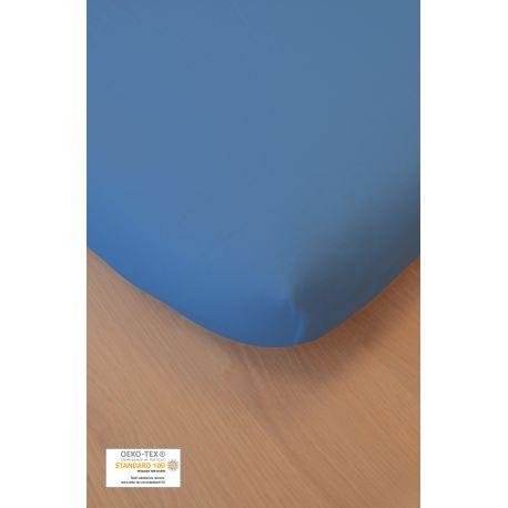 Drap housse coton bio 90 x 190 cm