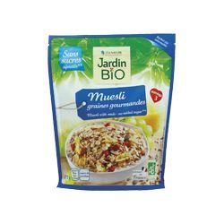 Muesli sans sucres ajoutés aux graines gourmandes - 375 grs