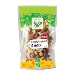 Mélange apéritif 3 noix - 100g