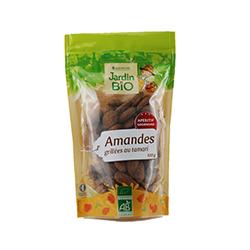 Amandes grillées au Tamari Bio - 100g