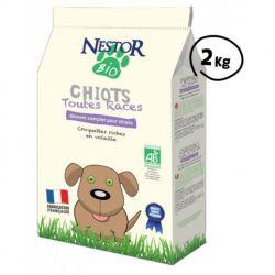 Croquettes Bio - Chiot - 2kgrs