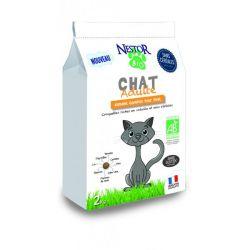 Croquettes Bio - Chat - 2kgrs