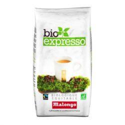 Café - en Grains Arabica Décaféiné, sans solvant, Bio et Commerce équitable - 1kg
