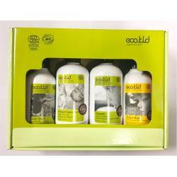 Coffret enfant - Été et extérieur (préventifs anti-poux et anti-moustique) - bio Eco.kid