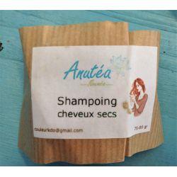 Shampoing solide cheveux secs ANUTEA