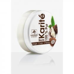 Beurre de karité 100% pur bio Naturado