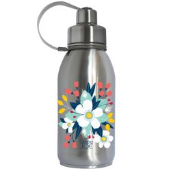 Gourde Friendly isotherme inox bouquet 700 ml