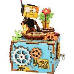 """Kit de construction: boîte à musique """"robot"""""""
