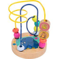 """Mini circuit de motricité """"éléphant"""""""