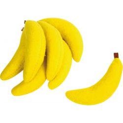 Les bananes en feutre