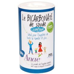 Bicarbonate de soude cosmétique 500 grs