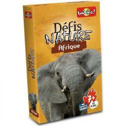 Jeu de défis nature - Afrique